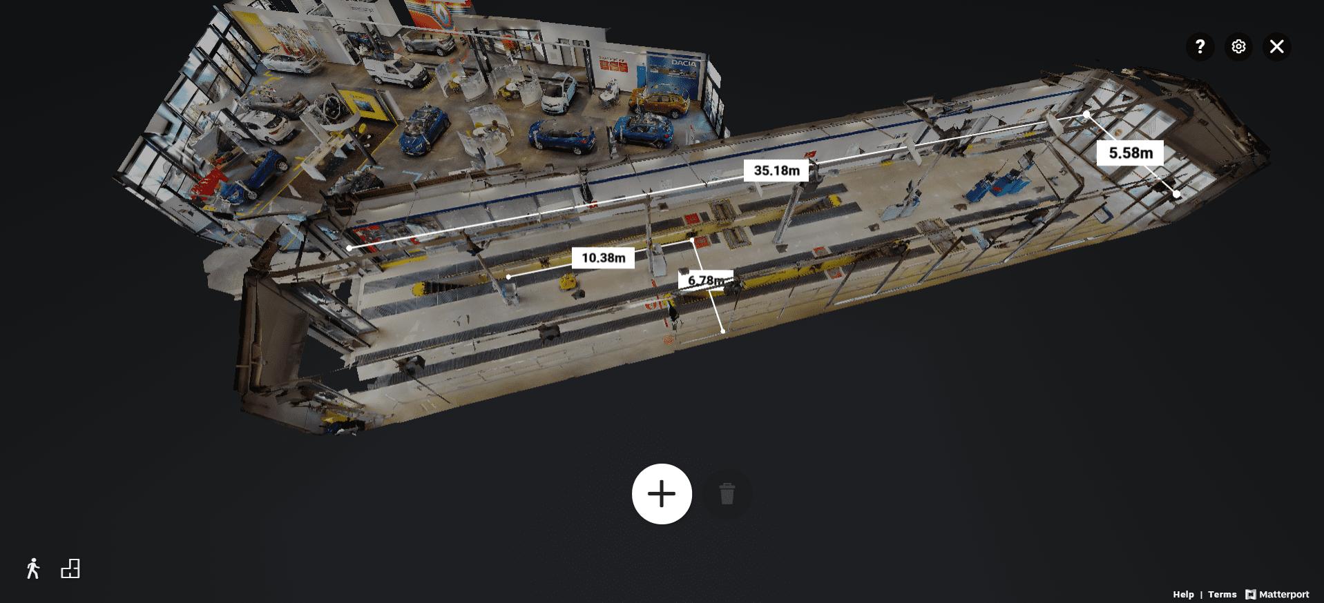 virtualne meritve 3d merjenje